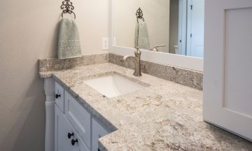 Bromley master bathroom